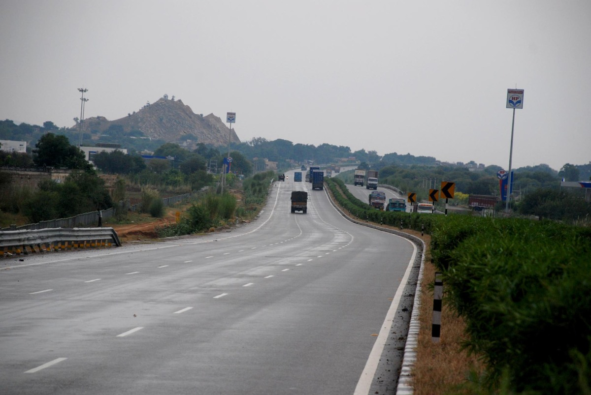 NH8, somewhere between Jaipur and Ajmer