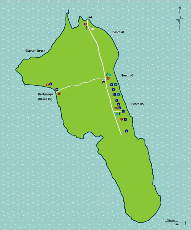 Havelock map
