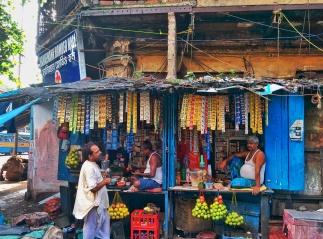 Pigeon-hole shops: Manicktala Bazaar, Kolkata